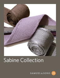 Sabine Sample Book