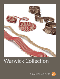 Warwick Sample Book