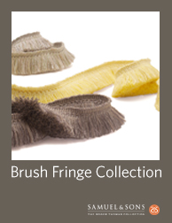 Brush Fringe Sample Book