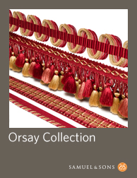 Orsay Collection Sample  Book